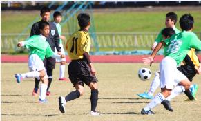 駅前不動産杯 第16回久留米招待 U-15中学生選抜サッカー大会