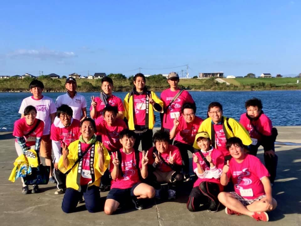 筑後川マラソン大会2019にボランティア参加しました